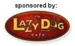 Sponsored By Lazy Dog Cafe